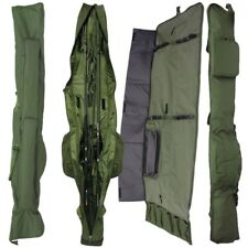 NGT CARP FISHING ROD HOLDALLS 3+3 MADE UP ROD AND REELS QUIVER SLEEVE HOLDALL