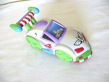 2006 Planet Toys Disney Pixar Toy Story Buzz Lightyear Plastic Car