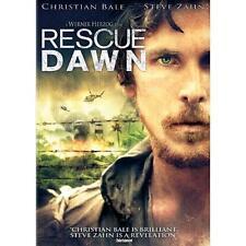Rescue Dawn DVD Christian Bale Steve Zahn