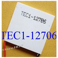 1pcs TEC1-12706 Thermoelectric Cooler Peltiers