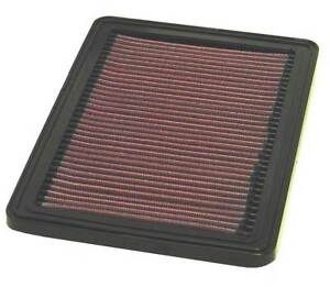 K&N PANEL FILTER - HONDA ACCORD PRELUDE 2.0L RYCO A470 - KN 33-2521