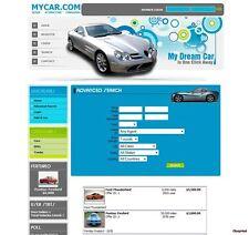 Auto Classified Ads Website Busines. Cars and Trucks. Classifieds Website Sale.