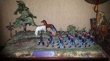 Petits soldats personnages historiques allemands