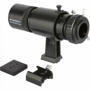 Orion Deluxe Mini 50mm Guide Scope with Helical Focuser for Telescope - NEW!