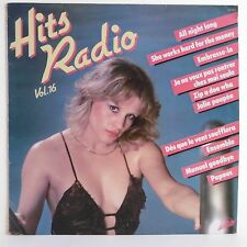 """33T HITS RADIO Vol 16 Vinyle LP 12"""" LOVE and MUSIC Pin Up SYSTEM DISCO 653"""