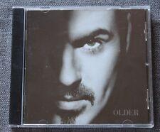 George Michael, older, CD