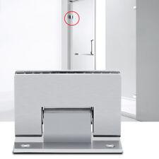 8-10mm Shower Door Hinge Bracket Frameless Glass Shower Door Wall Mount Hinge ZY