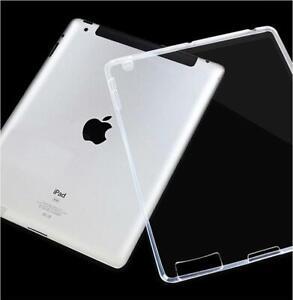 Apple iPad Clear Hard Case for iPad4, iPad 3 and iPad 2