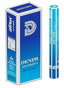 Shashi DEMIN Incense Sticks Home Aroma Perfume Reiki - PACK OF 6 TUBES