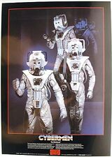 CYBERMEN- Doctor Who Laminated Poster 12x16_FREE S&H (DWPO-024)
