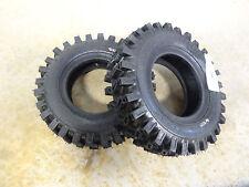 TWO New 13X4.00-6 Carlisle XTrac Deep Lug Tires GardenTiller Snow Blower X-trac