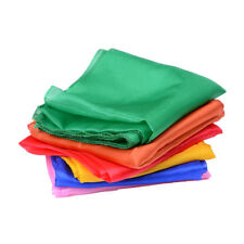 6pcs/lot 45*45cm Tricks & Magic silk for Change Color Silk Scarf For Play Od