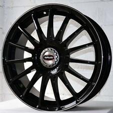 18 inch TEAM DYNAMICS MONZA 4x100 ET45-55 7.5J SILVER alloy wheels  Acura INTEGR
