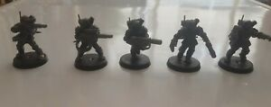 Astra Militarum Tempestus Scions  Games Workshop GW Warhammer 40000 40K x5