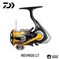DAIWA REVROS LT Spinning Fishing Reel - LT(Light and Tough) Concept Fishing Reel
