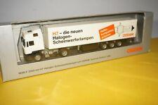 RF38] 1:87 Herpa Truck M.A.N F 2000 Osram H7 - Die New Halogen-Scheinw Boxed