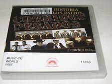 La Historia de los Exitos: Corridos Pesados  Music CD