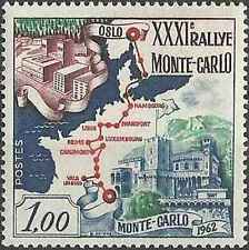 Timbre Voitures Sports Monaco 575 ** lot 15308