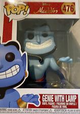 Disney Aladdin Genie with Lamp Pop! Vinyl Figure No: 476 New