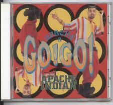 Apache Indian - Apache A Go! Go ! (Japan CD 1994)