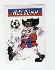 figurina CALCIO FLASH 1988 SCUDETTO BOLOGNA