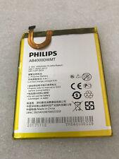 3.85V  4000mAh  NEW Genuine Battery for PHILIPS AB4000DWMT