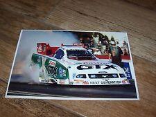 Photo / Photograph  John Force FORD Mustang NHRA Funny Car 2006  //