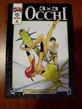 3x3 OCCHI Young n°5 1994 Star Comics  [G.370E]