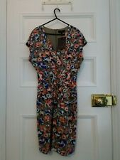 NEW! Great Plains S/10 floral summer dress - fully lined, BNWT