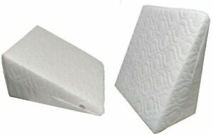 New Multi Purpose Pain Relief Back Support Firm Foam Bed Wedge Pillow Cushion