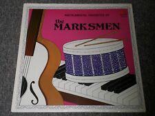 Instrumental Favorites of The Marksmen~RARE Private Christian Gospel Worship