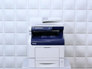 Xerox WorkCentre 6605DN Color Copier Printer Fax Scanner Email USB ~ 6605