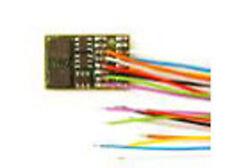 Doehler & Haass DH16A-3 - Fahrzeugdecoder DH16A-3 Plux 16 SX1, SX2 und DCC mit 9
