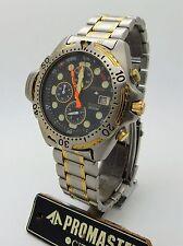 Vintage CITIZEN Promaster Aqualand AY5004-55E Diver 3740-E70014