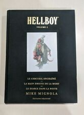 Hellboy Library Edition Volume 2 French Edition Hardcover