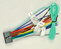 xtenzi wire harness for dual dv715b, dv715bt, dv625bh, dv615b, av614bh,  dv737mb