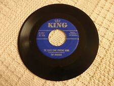 TINY BRADSHAW THE BLUES CAME POURING DOWN/HEAVY JUICE KING 4621