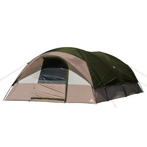 Ozark Trail Hazel Creek 20-Person Tunnel Tent with 2 Entrances