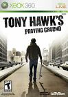 Tony Hawk's Proving Ground (Microsoft Xbox 360, 2007)