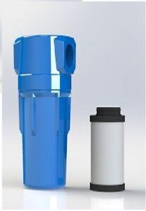 "FP Series Compressed Air Inline Carbon Filter 2"" FP150-XAC"