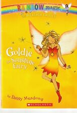 Goldie the Sunshine Fairy - Rainbow Magic PB 2006 - Daisy Meadows