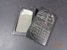 More details for oriental chinese ink stone calligraphy bamboo & bird decoration freepost