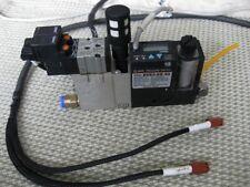 SMC ZSE3-0X-23 Digital Vacuum Pressure Switch w/Valves Air Pneumatic Japan