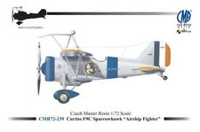 "Czech Master Resin 1/72 Curtiss F9C Sparrowhawk ""Airship Fighter"" # 1239"