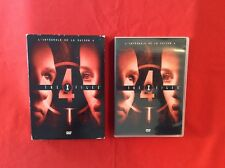 X FILES THE L'INTÉGRALE DE LA SAISON 4 FILM DVD VIDEO PAL VO VF