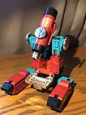 Perceptor ~ Almost Complete 1985 Vintage G1 Transformers Action Figure W TECH