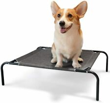 Pet Cot for Dogs Cats - Elevated Pet Bed for Outdoor Indoor Camping Raised Cot
