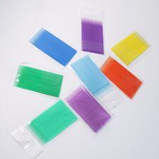 Disposable Swab Micro Brush Eyelashes Extension Individual Lash Glue Removing