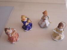 Goebel Engel Jahresengel Jahresengelglöckchen 4 Stück
