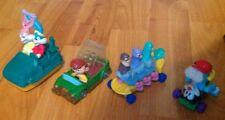 Acme Tiny Toon Adventures y Animaniacs-Coches Juguetes Mcdonald's Set